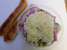Chef saláta